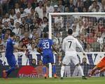 Morata từ chối ăn mừng sau pha làm bàn kết liễu Real Madrid