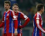 Sau gần 1 năm, Bayern Munich lại thua nhục trên sân nhà