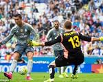 Ronaldo dội mưa bàn thắng, Real Madrid đại thắng Espanyol