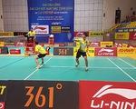 Các gương mặt trẻ tỏa sáng tại Giải cầu lông các tay vợt xuất sắc