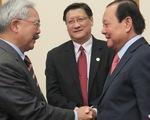 TP.HCM và San Francisco tăng cường hợp tác