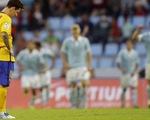 SỐC: Barcelona thua sấp mặt trước hiện tượng Celta Vigo