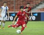 Olympic Việt Nam 7-0 Olympic Macau: Công Phượng lập hattrick, O. Việt Nam rộng cửa đi tiếp