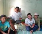 Bé 12 tuổi nuôi mẹ ung thư, cha suy thận mãn, chị gái bị bệnh Down