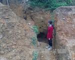 Sập hầm khai thác vàng trái phép, 2 thanh niên tử vong
