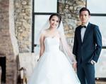 Ngắm ảnh cưới lãng mạn của cầu thủ Văn Quyết
