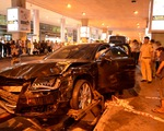 Tai nạnởsảnh nhà ga sân bay Tân Sơn Nhất,hơn 10 người nhập viện