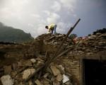 Người dân Nepal nỗ lực gây dựng cuộc sốngsau thảm họa động đất