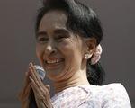Bầu cử Myanmar: Đảng NLD của bà Aung San Suu Kyi đang dẫn đầu