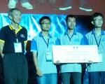 Việt Nam thắng lớn tại kỳ thi Lập trình viên quốc tế toàn cầu
