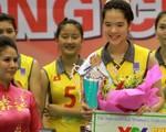 Vẻ đẹp của 11 ứng viên Hoa khôi VTV Cup 2015