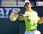 Miami Open 2015: Kei Nishikori thẳng tiến vào vòng 3