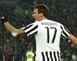 Mandzukic ghi bàn, Man City thêm một lần gục ngã trước Juventus