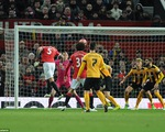 Man Utd 3 - 0 Cambridge: Quỷ đỏ giành vé vào vòng 5 FA Cup