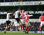 Arsenal thua ngược cay đắng trên sân của kình địch Tottenham