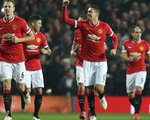 Man Utd 3-1 Burnley: Thắng trong sợ hãi, Quỷ đỏ trở lại Top 3