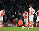 Arsenal 1-3 Monaco: Thầy trò Wenger có nửa suất... về vườn