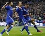 Hạ Tottenham tại Wembley, Chelsea có danh hiệu đầu tiên ở mùa giải 2014/15