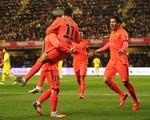 Đại thắng, Barcelona thẳng tiến vào chung kết Cúp Nhà Vua