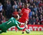 Sterling hờ hững với mức lương khủng ở Liverpool