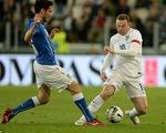 Italy 1-1 Anh: Bất phân thắng bại