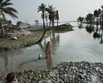 Nước biển dâng sắp nhấn chìm Bangladesh