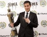 Hazard đoạt danh hiệu cầu thủ xuất sắc nhất giải Ngoại hạng Anh