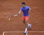 Pháp mở rộng 2015: Federer khuất phục Gael Monfils, Sharapova bị loại