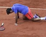 Pháp mở rộng 2015: Roger Federer thua bẽ bàng tại tứ kết