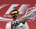F1 Canadian GP: Lewis Hamilton khẳng định sức mạnh