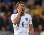 Thảm họa Harry Kane, U21 Anh thất bại cay đắng