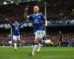 Naismith lập hat-trick, Everton nhấn chìm ĐKVĐ Chelsea