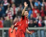 Kinh hoàng: Robert Lewandowski ghi 5 bàn chỉ trong... 9 phút