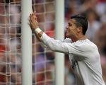 Ronaldo vô duyên đến khó hiểu, Real Madrid bị Malaga cầm chân trên sân nhà