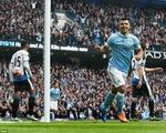 Lập cú penta trong 20 phút, Aguero đi vào lịch sử Premier League