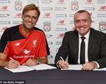 Liverpool chính thức bổ nhiệm Jurgen Klopp làm huấn luyện viên