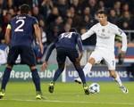 """Ibra, Ronaldo cùng """"xịt"""", Real Madrid hòa không bàn thắng với PSG"""