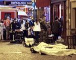 Diễn biến đêm kinh hoàng tại Paris