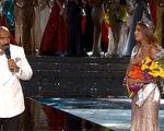 MC Steve Harvey xin lỗi vì khiến CK Hoa hậu Hoàn vũ trở thành trò cười
