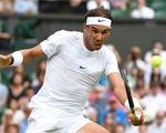 SỐC: Nadal bất ngờ dừng bước tại vòng 2 Wimbledon 2015