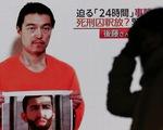 IS tung video hành quyết con tin thứ hai người Nhật Bản