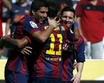 Hủy diệt Cordoba 8 bàn không gỡ, Barcelona giữ vững ngôi đầu