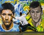 Lịch thi đấu vòng loại World Cup 2018: Đại chiến Argentina - Brazil