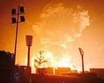 Những hình ảnh thảm khốc trong vụ nổ kinh hoàng tại Thiên Tân
