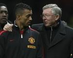 Thanh thản rời Man Utd, Nani tri ân Sir Alex Ferguson