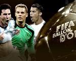 23 anh tài hội tụ trong danh sách đề cử Quả bóng Vàng FIFA 2015