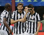 Morata lại lập công, Juventus thắng ngược dòng trận Derby d'Italia