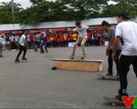 Thanh niên Thủ đô hòa nhịp cùng Liên hoan nghệ thuật đường phố