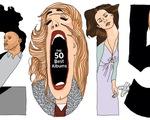 50 album xuất sắc nhất 2015, Adele không đứng vị trí số 1