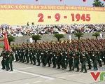 Trang trọng Lễ kỷ niệm 70 năm Cách mạng tháng Tám và Quốc khánh 2/9